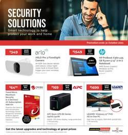 Electronics & Appliances specials in the Leading Edge Computers catalogue ( 8 days left)