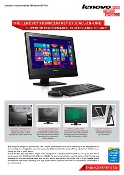 Lenovo Australia in Sydney | Catalogues & Deals [Weekly]