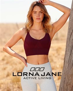 Offers from Lorna Jane in the Adelaide SA catalogue