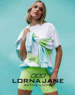 Lorna Jane specials in the Lorna Jane catalogue ( More than one month)