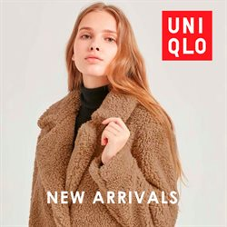 Uniqlo catalogue ( More than one month )