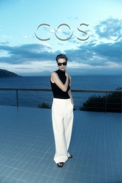 COS specials in the COS catalogue ( 5 days left)