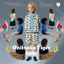 Clothing, Shoes & Accessories specials in the Onitsuka Tiger catalogue ( Expires today)