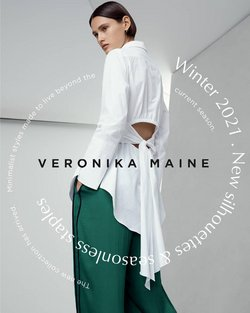 Veronika Maine catalogue ( Expires today )