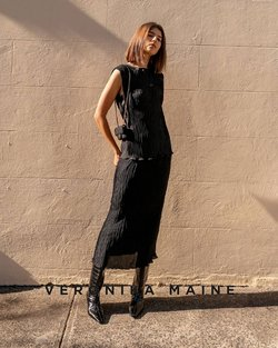 Veronika Maine specials in the Veronika Maine catalogue ( More than one month)