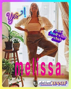 Melissa Shoes catalogue ( Expired )