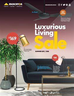 Homeware & Furniture offers in the Mercator catalogue in Lithgow NSW