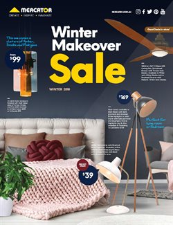 Sales offers in the Mercator catalogue in Bairnsdale VIC