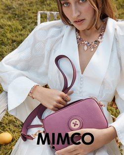 Mimco catalogue ( More than one month)