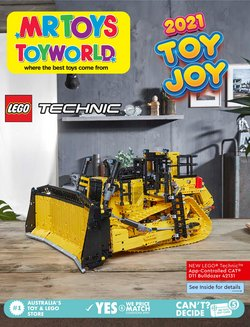 Kids, Toys & Babies specials in the Mr Toys catalogue ( 8 days left)