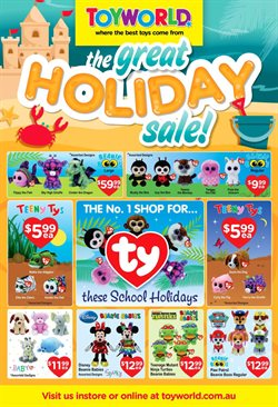 Toys & Babies offers in the Toyworld catalogue in Brisbane QLD