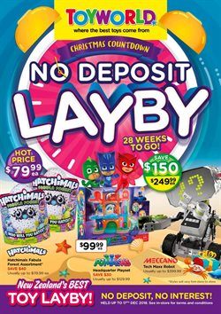 Toys & Babies offers in the Toyworld catalogue in Kingaroy QLD