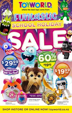 Toys & Babies offers in the Toyworld catalogue in Baldivis WA