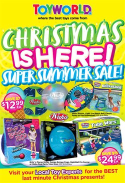 Toys & Babies offers in the Toyworld catalogue in Bairnsdale VIC