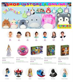 Kids, Toys & Babies offers in the Toyworld catalogue in Roma QLD