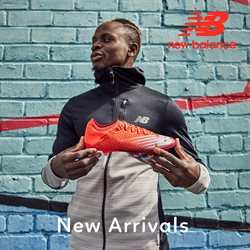 Sport offers in the New Balance catalogue in Wallan VIC ( 8 days left )