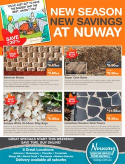 Nuway catalogue ( Expired )