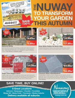 Nuway specials in the Nuway catalogue ( Expired)