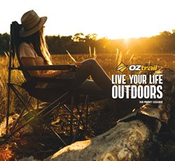 Offers from OZtrail in the Sydney NSW catalogue