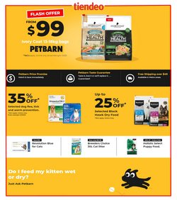 Petbarn catalogue ( Expired )