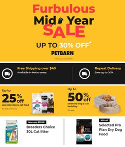 Petbarn specials in the Petbarn catalogue ( 7 days left)