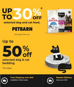 Petbarn catalogue ( Published today)