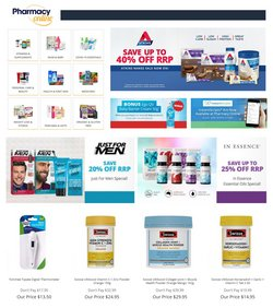 Pharmacy Online catalogue ( 1 day ago )