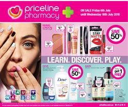 Pharmacy, Beauty & Personal Care offers in the Priceline catalogue in Sandstone Point QLD