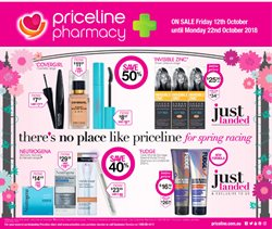 Offers from Priceline in the Tannum Sands QLD catalogue