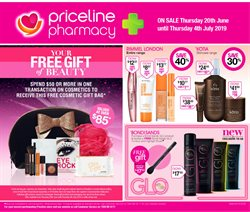 Offers from Priceline in the Perth WA catalogue