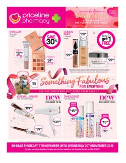 Offers from Priceline in the Sydney NSW catalogue