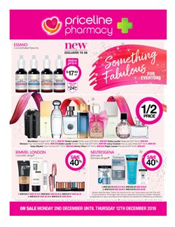 Offers from Priceline in the Adelaide SA catalogue