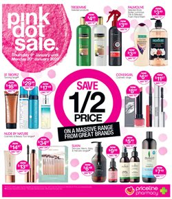 Offers from Priceline in the Melbourne VIC catalogue
