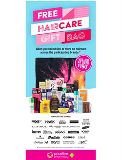 Pharmacy, Beauty & Health offers in the Priceline catalogue in Melbourne VIC ( 2 days left )