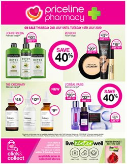 Priceline catalogue ( 5 days left )