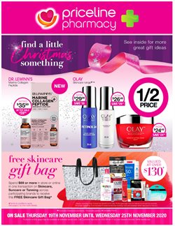 Priceline catalogue ( Expires today )