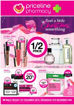 Priceline catalogue ( 1 day ago )