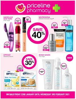Priceline catalogue ( 8 days left )