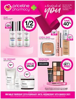 Priceline catalogue ( 6 days left )