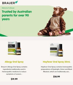 Pharmacy, Beauty & Health specials in the Priceline catalogue ( More than one month)
