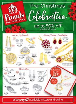 Clothing, Shoes & Accessories offers in the Prouds catalogue in Bowral NSW