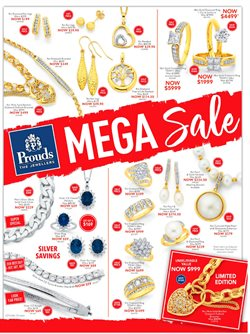 Sales offers in the Prouds catalogue in Bairnsdale VIC
