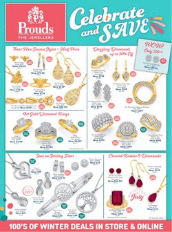 Clothing, Shoes & Accessories specials in the Prouds catalogue ( 9 days left)