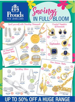 Prouds specials in the Prouds catalogue ( Expired)