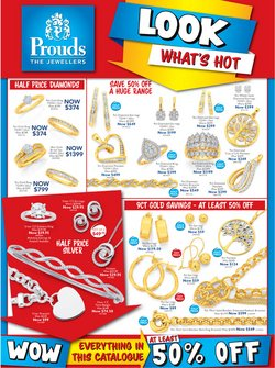 Clothing, Shoes & Accessories specials in the Prouds catalogue ( 3 days left)