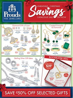 Clothing, Shoes & Accessories specials in the Prouds catalogue ( 1 day ago)