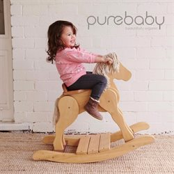 Offers from Purebaby in the Brisbane QLD catalogue