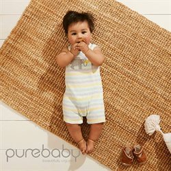 Kids, Toys & Babies offers in the Purebaby catalogue in Sydney NSW