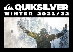 Sport specials in the Quiksilver catalogue ( 11 days left)