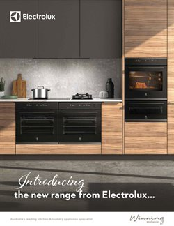 Offers from Winning Appliances in the Sydney NSW catalogue